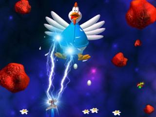 Chicken Invaders 3 3.76 screenshot