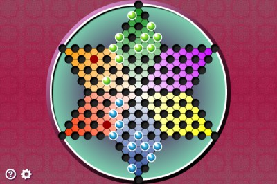 Chinese Checkers 1.10.0 screenshot