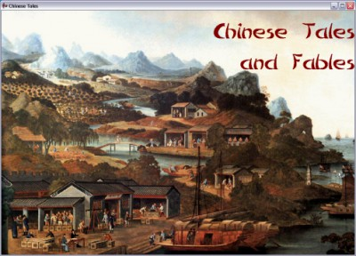 Chinese Tales and Fables 3.0.0.1 screenshot