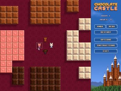 Chocolate Castle 1.06 screenshot