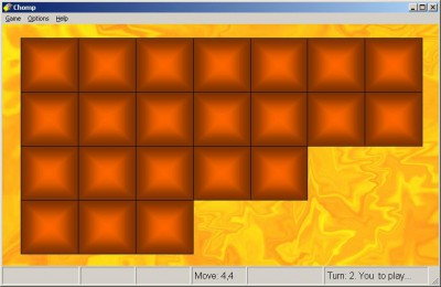 Chomp 1.45 screenshot
