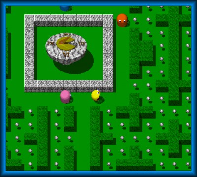 Chompster 3D - PacMan Returns Again! 1.5 screenshot