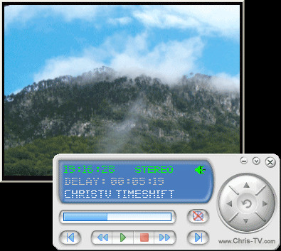 ChrisTV Professional 6.75 screenshot