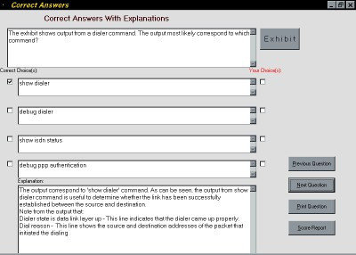 CIW Foundations practice tests. 1.2 screenshot