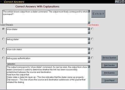 CIW Foundations practice tests. 1.2 screenshot