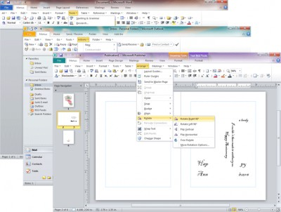 Classic Menu for Office 2010 5.15 screenshot
