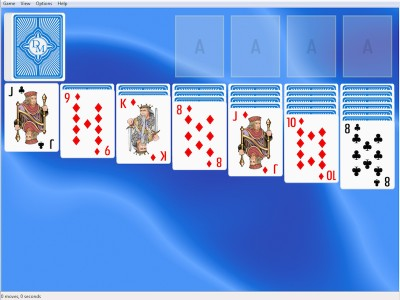 Classic Solitaire for Windows 3.0.0 screenshot