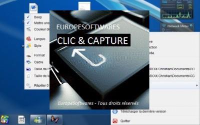 Clic & Capture 2018 screenshot