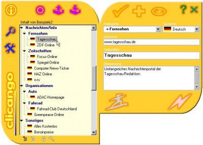 clicango 0.31 screenshot