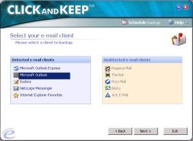 Click and Keep 1.4.4.90 screenshot