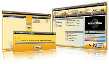 CloneDVD for Mobile 3.0.0.1 screenshot