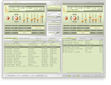 ClubDJ Lite 1.0 screenshot