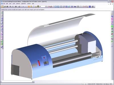 CoCreate OneSpace Modeling PE 1.0 screenshot