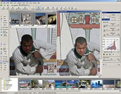 CodedColor PhotoStudio 4.1.4 screenshot