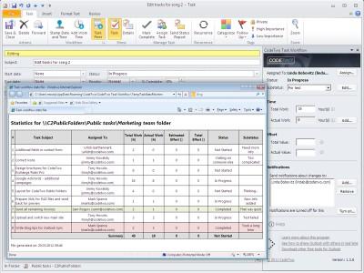 CodeTwo Task Workflow 1.3.7 screenshot