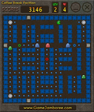 Coffee Break PacMan 1.1.4 screenshot