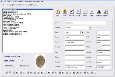Coin Collector 5.1.1 screenshot