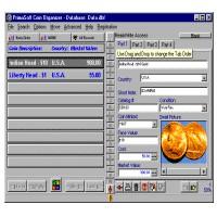 Coin Organizer 3.6 screenshot