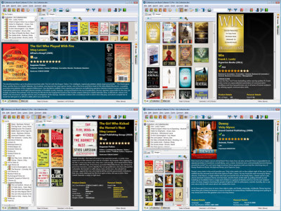 Collectorz.com Book Collector 18.0.3 screenshot