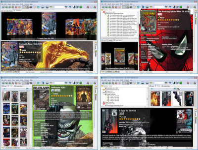 Collectorz.com Comic Collector 18.0.2 screenshot