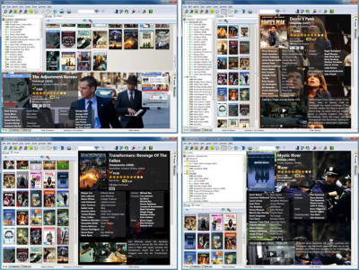 Collectorz.com Movie Collector 18.0.5 screenshot