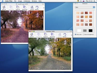 Color Pilot for Mac 2.20 screenshot