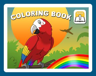 Coloring Book 6.00.31 screenshot