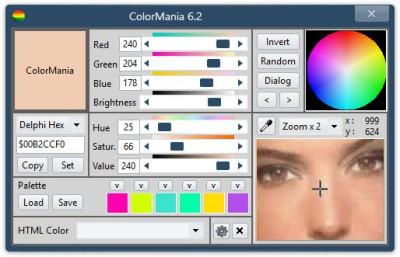 ColorMania 10.0 screenshot