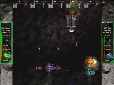 Commando Xenidis 1.3 screenshot