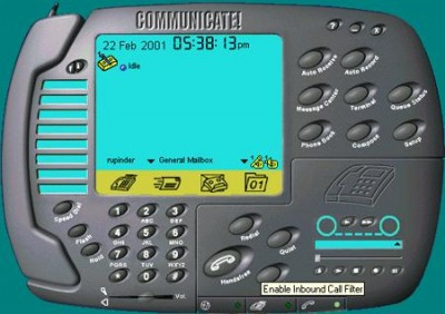 COMMUNICATE! STANDARD 10.0.887a screenshot