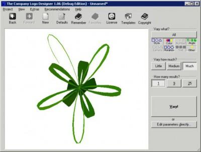 Company Logo Designer 2.10 screenshot
