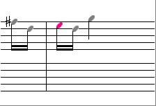 Compose music tool 2 screenshot