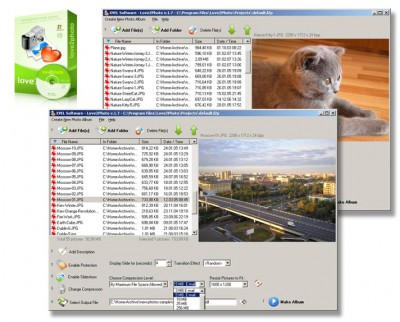 Compress Pictures 2.7 screenshot