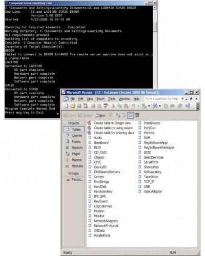 Computer Census 3.00.0037 screenshot