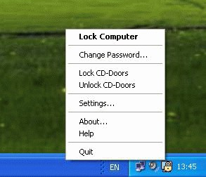 Computer Lock Up 2.0 screenshot