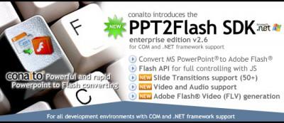 conaito PPT2SWF SDK 2.6 screenshot