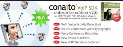 conaito VoIP Enterprise SDK ActiveX 2.1 screenshot