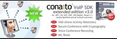 conaito VoIP Extended SDK ActiveX 3.1 screenshot