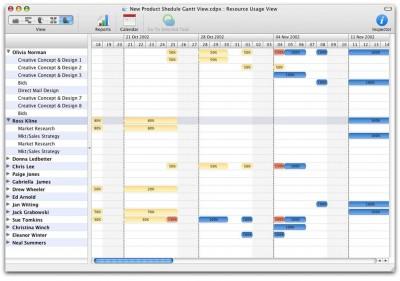 ConceptDraw Project 4.1 screenshot