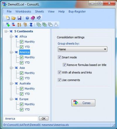 ConsoXL 0 screenshot