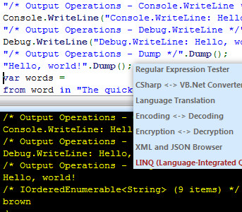 Convert .NET v3 8.7.6834 screenshot