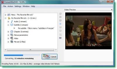 ConvertXtoDVD 7.0.0.69 screenshot