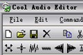 Cool Audio Editor 4.0 screenshot