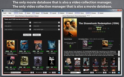 Coollector Movie Database 4.15.9 screenshot