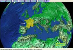 Country Locator 1.01 screenshot