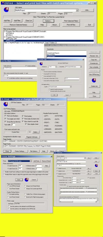 CR Print 2.0 screenshot