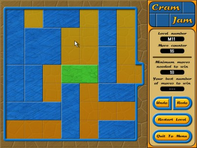Cram Jam 1.0 screenshot