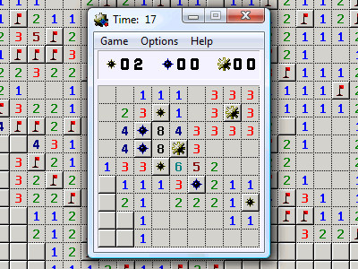 Crazy Minesweeper 2.22 screenshot