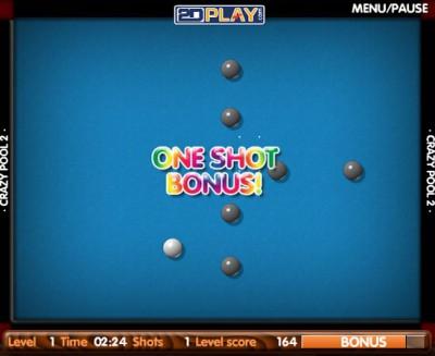Crazy Pool 2 1.0 screenshot