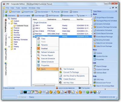 CRD 6.6.090511 screenshot